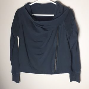 Lululemon Athletica Sway Sweater in Gray Grey